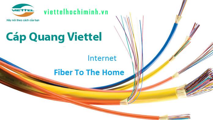 khuyến mãi đăng ký lắp đặt internet cáp quang Viettel tháng 8/2017