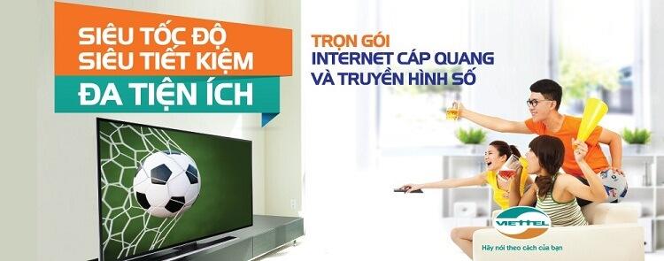 khuyến mãi internet cáp quang Viettel tháng 9-2018