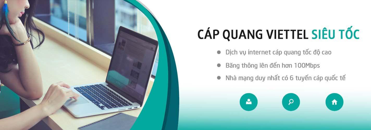 lắp mạng Viettel quận Phú Nhuận