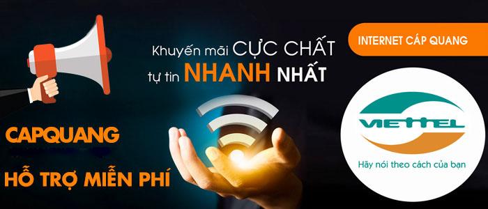 lắp mạng internet Viettel tại Quận 1