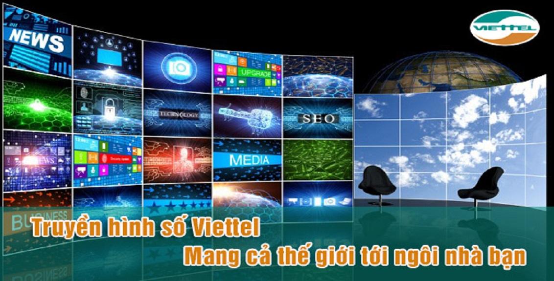 lắp mạng internet cáp quang và truyền hình Viettel Đồng Nai