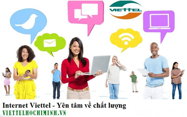 lắp mạng Viettel tại Gò Vấp