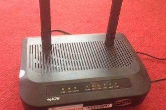 Hướng dẫn đổi mật khẩu modem Wifi Viettel Gpon H640W