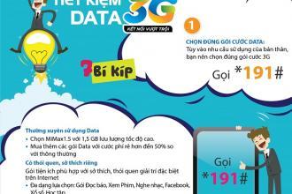 Hướng dẫn một số mẹo tiết kiệm 3G hiệu quả nhất