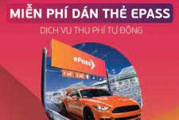 Viettel dán thẻ ePass miễn phí, dịch vụ thu phí tự đồng không dừng