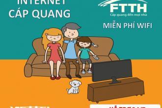 Gói cước đăng ký lắp đặt internet Viettel Quảng Ngãi