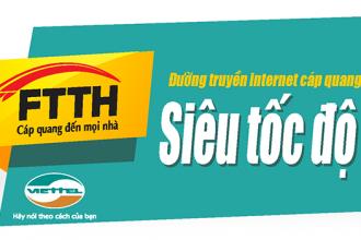 Khuyến mãi lắp đặt internet Viettel Quận 5 mới nhất 2021