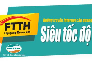Khuyến mãi lắp đặt internet Viettel Quận 5 mới nhất 2020