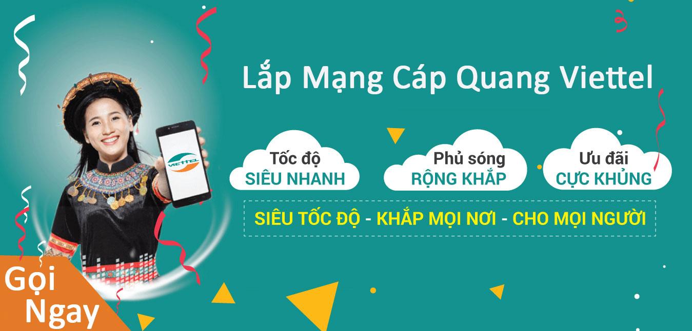 lắp mạng Viettel Ninh Thuận