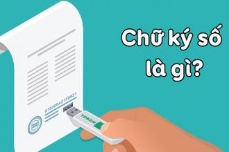 Những lợi ích khi sử dụng dịch vụ chữ ký số dành cho doanh nghiệp