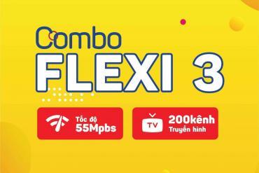 Gói cước Combo Net 3 Plus