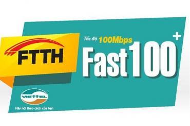 Gói cước Fast 100 Plus