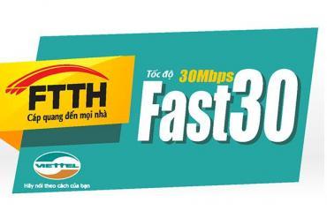 Gói cước Fast 30 Plus