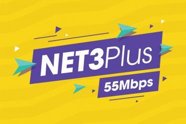 Gói cước Net 3 plus