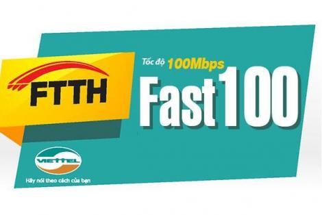 Gói cước Fast 100