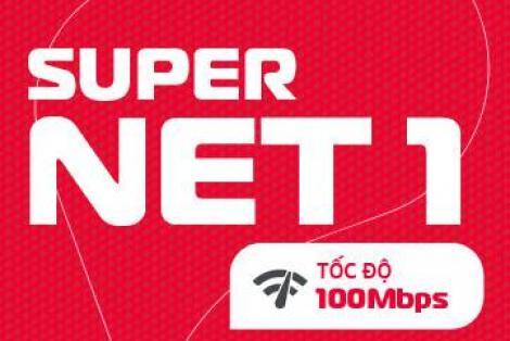 Gói cước SuperNet1