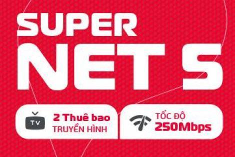 Gói cước SuperNet5