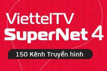 Gói cước Combo SuperNet4