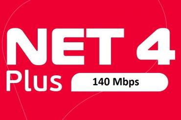 Gói cước Net4Plus
