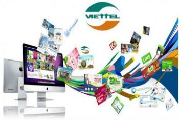Combo internet cáp quang và truyền hình Viettel